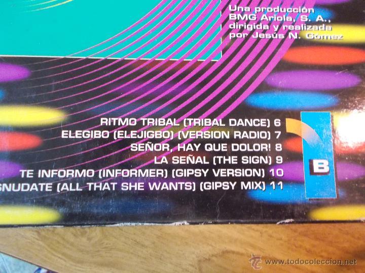 Discos de vinilo: SANDALO.SALIR DE MARCHA - Foto 3 - 48348620