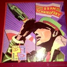 Discos de vinilo: BRAM TCHAIKOVSKY STRANGE MAN CHANGED MAN - 1.979. Lote 48351270