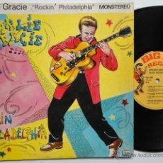 Discos de vinilo: CHARLIE GRACIE- ROCKIN PHILADELPHIA - FRANCE 10 INCH 1982- (10 PULGADAS).. Lote 48352930