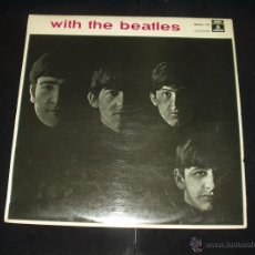Discos de vinilo: BEATLES LP WITH THE BEATLES. Lote 48353426