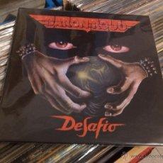 Discos de vinilo: BARÓN ROJO - DESAFIO LP 1992. Lote 82184719