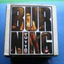 Discos de vinilo: BURNING TU Y YO SINGLE 1985 VICTORIA PDELUXE. Lote 48358599