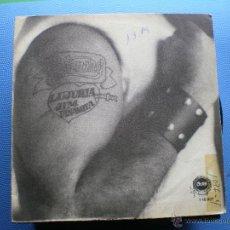 Discos de vinilo: BURNING LUJURIA SINGLE 1979 OCRE PDELUXE. Lote 48358738