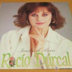 Discos de vinilo: ROCIO DURCAL - JARDIN DE ROSAS - LP - ARIOLA 1984 SPAIN. Lote 48358869