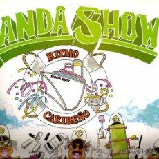 Discos de vinilo: LP LA BANDA SHOW : RITMO CARIBEÑO. Lote 48365543