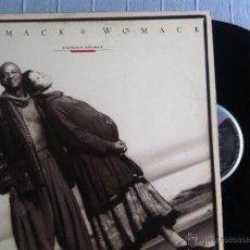 Discos de vinilo: LP WOMACK & WOMACK-FAMILY SPIRIT. Lote 48367374