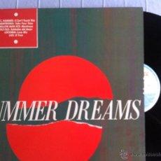 Discos de vinilo: LP SUMMER DREAMS-VARIOS VERSIONES MAXI. Lote 48367424