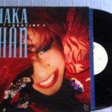 Discos de vinilo: CHAKA KHAN DESTINY-ESPAÑA. Lote 48367497