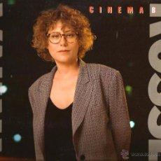 Discos de vinilo: LP MARINA ROSSELL : CINEMA BLAU ( PRODUCCIÓ DE JOAN BIBILONI ). Lote 48371097