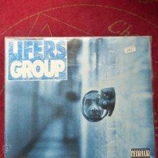 Discos de vinilo: LIFERS GROUP - LP VINILO - HIP HOP - BUEN ESTADO. Lote 48372884