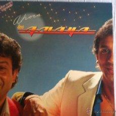 Discos de vinilo: LP LOS AMAYA-AHORA-PROMOCIONAL. Lote 54637207