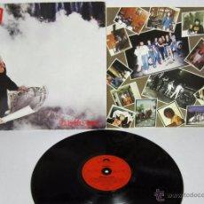 Discos de vinilo: SAGA - WORLDS APART - LP - POLYDOR 1981 GERMANY - LETRAS - VINILO N MINT. Lote 48384962