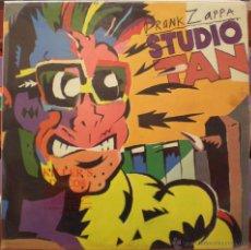 Discos de vinilo: FRAN ZAPPA - STUDIO TAN. Lote 48387304