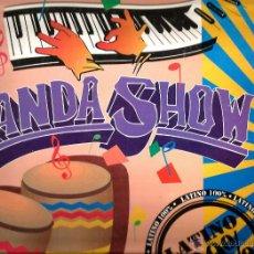 Discos de vinilo: LP LA BANDA SHOW : LATINO 100% . Lote 48391249