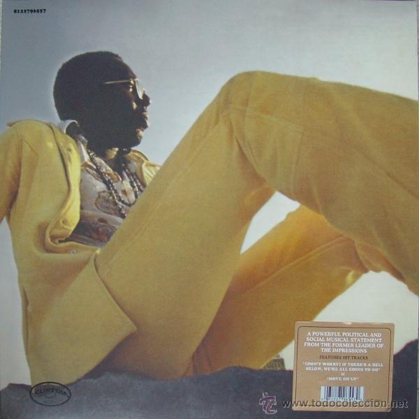 LP CURTIS MAYFIELD CURTIL VINILO 180 G FUNK (Música - Discos - LP Vinilo - Funk, Soul y Black Music)
