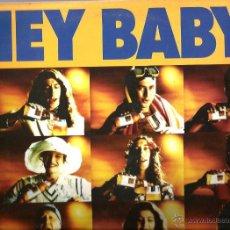 Discos de vinilo: MAXI THE ESTELLA BAND : HEY BABY ! (TEMA DEL SPOT DE TV DE ESTRELLA DAMM ) 1994. Lote 48405457