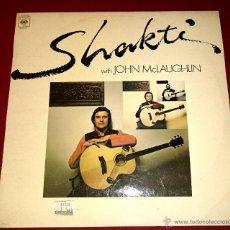 Discos de vinilo: SHAKTI WITH JOHN MCLAUGHLIN. Lote 48405477