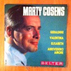 Discos de vinilo: MARTY COSENS - 1965. Lote 48412731