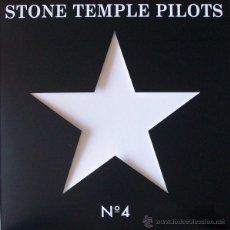 Discos de vinilo: LP STONE TEMPLE PILOTS NO 4 VINILO BLANCO NUMERADO EDICION LIMITADA GRUNGE. Lote 48418597