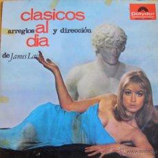 Discos de vinilo: LP - JAMES LAST - CLASICOS AL DIA (SPAIN, POLYDOR 1966). Lote 48419148