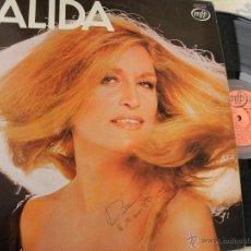 Discos de vinilo: DALIDA -LP -REEDICION DE 1977 -BUEN ESTADO. Lote 48421408
