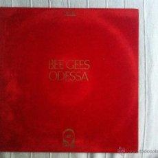 Discos de vinilo: LP DOBLE-BEE GEES-ODESSA-ORIGINAL TERCIOPELO-USA 1969. Lote 48424429