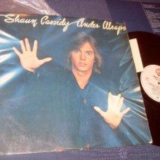 Discos de vinilo - SHAUN CASSIDY LP UNDER WRAPS MADE IN SPAIN 1978 - 48427643