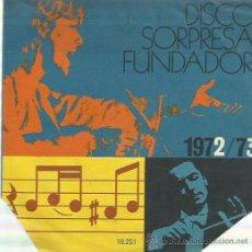 Discos de vinilo: MIGUEL RIOS EP SELLO FUNDADOR. Lote 48437162