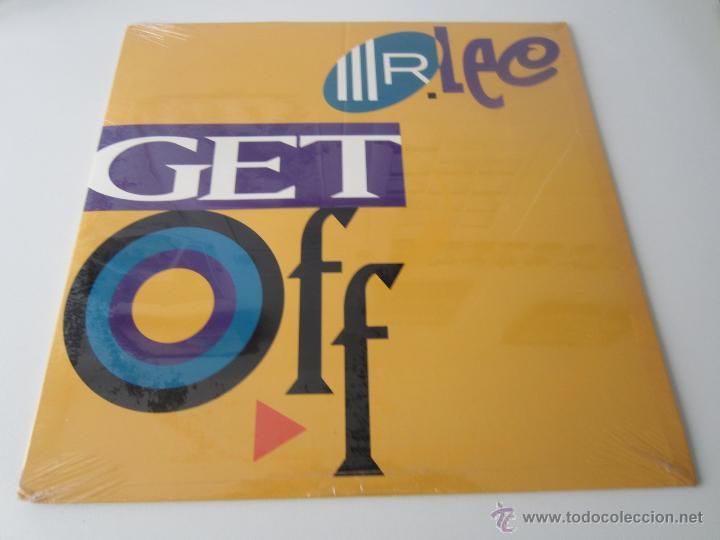 MR. LEE - GET OFF (4 VERSIONES) 1992 USA MAXI SINGLE (Música - Discos de Vinilo - Maxi Singles - Rap / Hip Hop)