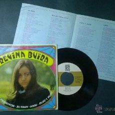 Discos de vinilo: REGINA BUÏRA / NO EM PREGUNTIS. Lote 48444662