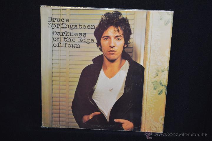 BRUCE SPRINGSTEEN - DARKNESS ON THE EDGE OF TOWN - LP (Música - Discos - LP Vinilo - Pop - Rock - New Wave Extranjero de los 80)
