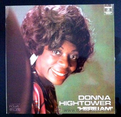 Discos de vinilo: DONNA HIGHTOWER - HERE I AM - LP - 1973 - COMO NUEVO - Foto 1 - 48455471