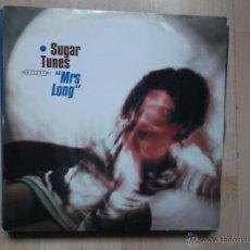 Discos de vinilo: SUGAR TUNES - MRS LONG. Lote 48455487
