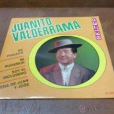 Discos de vinilo: DISCO: JUANITO VALDERRAMA.- MI RUISEÑOR Y TRES CANCIONES MAS.- AÑO 1968. Lote 48456687