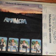 Discos de vinilo: ALMANZORA LP PROMOCIONAL MUÑECA DE OJOS AZULES.1980.EN MUY BUEN ESTADO. Lote 48458926