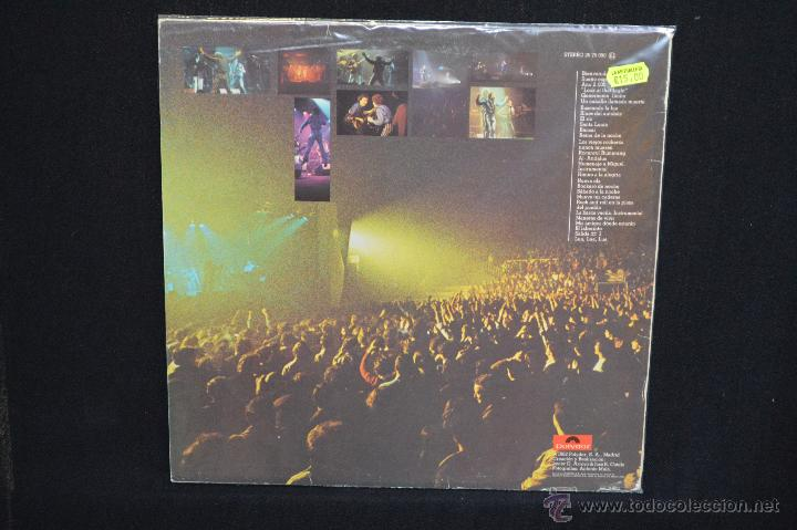 Discos de vinilo: MIGUEL RIOS - ROCK & RIOS - 2LP - Foto 2 - 139088364