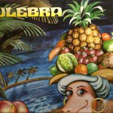 Discos de vinilo: LP CULEBRA ( ENRIQUE CULEBRA MENDOZA & VICTOR MENDOZA ) SALSA SON. Lote 48465895