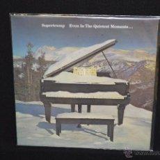 Discos de vinilo: SUPERTRAMP - EVEN IN IN THE QUIEST MOMENTS - LP. Lote 124587747