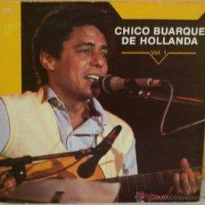 Discos de vinilo: CHICO BUARQUE DE HOLLANDA - VOL 1 FRANCE - SOMA - 1969. Lote 98791428