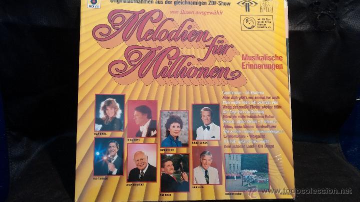 Discos de vinilo: Gran lote compuesto de 51 discos LPS de vinilo, de diferentes estilos, LOTENº4, 1 foto por disco - Foto 35 - 48468453