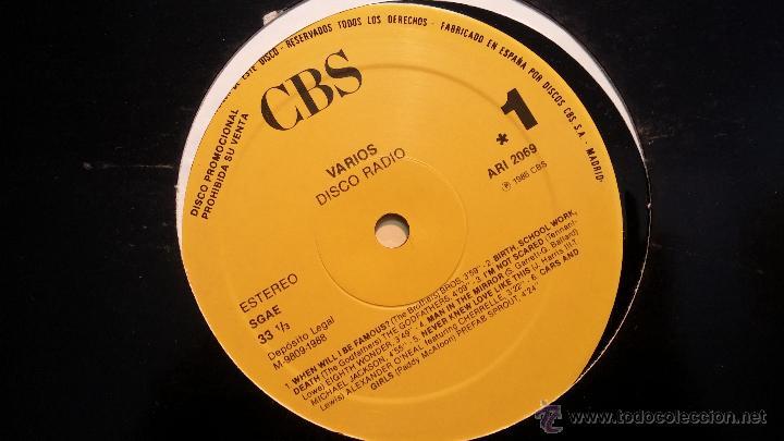 Discos de vinilo: Gran lote compuesto de 51 discos LPS de vinilo, de diferentes estilos, LOTENº4, 1 foto por disco - Foto 40 - 48468453