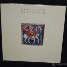 Discos de vinilo: PAUL SIMON - GRACELAND - LP. Lote 124587718