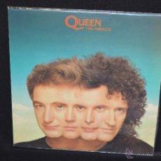 Discos de vinilo: QUEEN - THE MIRACLE - LP. Lote 142958008