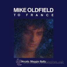 Discos de vinilo: MAXI MIKE OLDFIELD - TO FRANCE - VIRGIN 1984. Lote 48472225