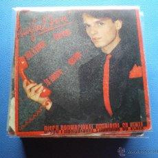 Discos de vinilo: MIGUEL BOSE VOY A GANAR +TOREMA +TE AMARE + ENSAYO EP 1980 CBS PROMO PDELUXE. Lote 48474782