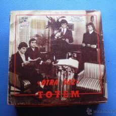 Discos de vinilo: TOTEM OTRA VEZ + LAS VEGAS SINGLE 1982 FUSION RECORDS PDELUXE. Lote 48475145
