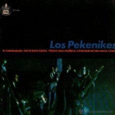 Discos de vinilo: LOS PEKENIKES - EP VINILO 7'' - EDITADO EN FRANCIA - EL TURURURURU + 3 - HISPAVOX - MADE IN FRANCE. Lote 48475891