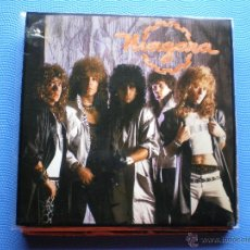Discos de vinilo: NIAGARA WALKING + TAKE MY HAND SINGLE AVISPA 1988 CON ENCARTE PDELUXE. Lote 48475915