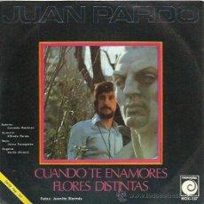 Discos de vinilo: JUAN PARDO SINGLE SELLO NOVOLA . Lote 48482225