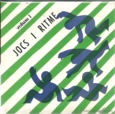 Discos de vinilo: EP JOCS I RITME 1 ( XAVIER BATLLES ) . Lote 48482394